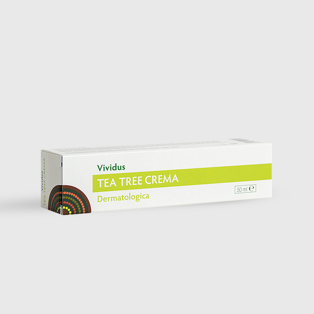 tea tree crema dermatologica vividus