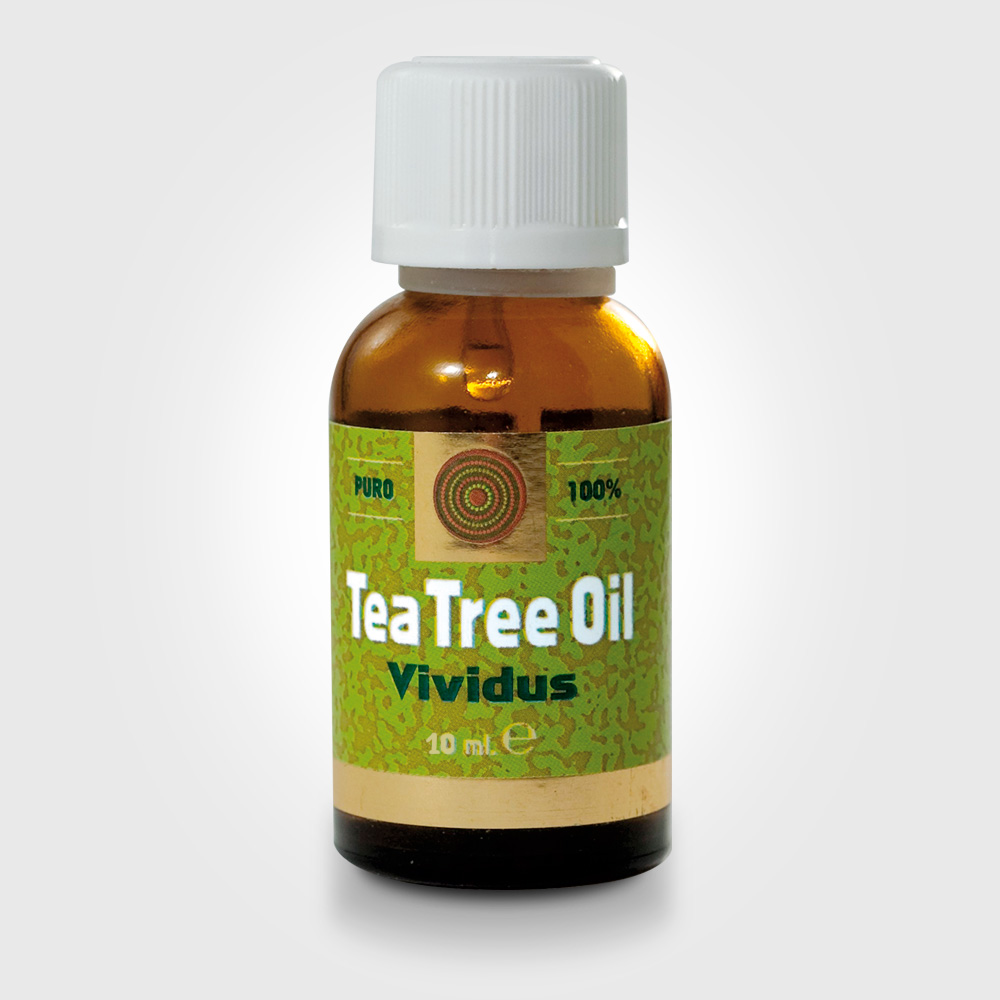 tea tree oil vividus 10 ml
