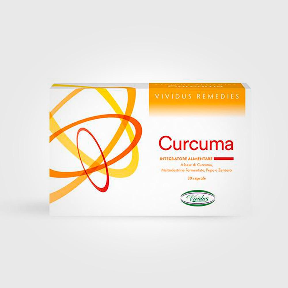 curcuma, vividus
