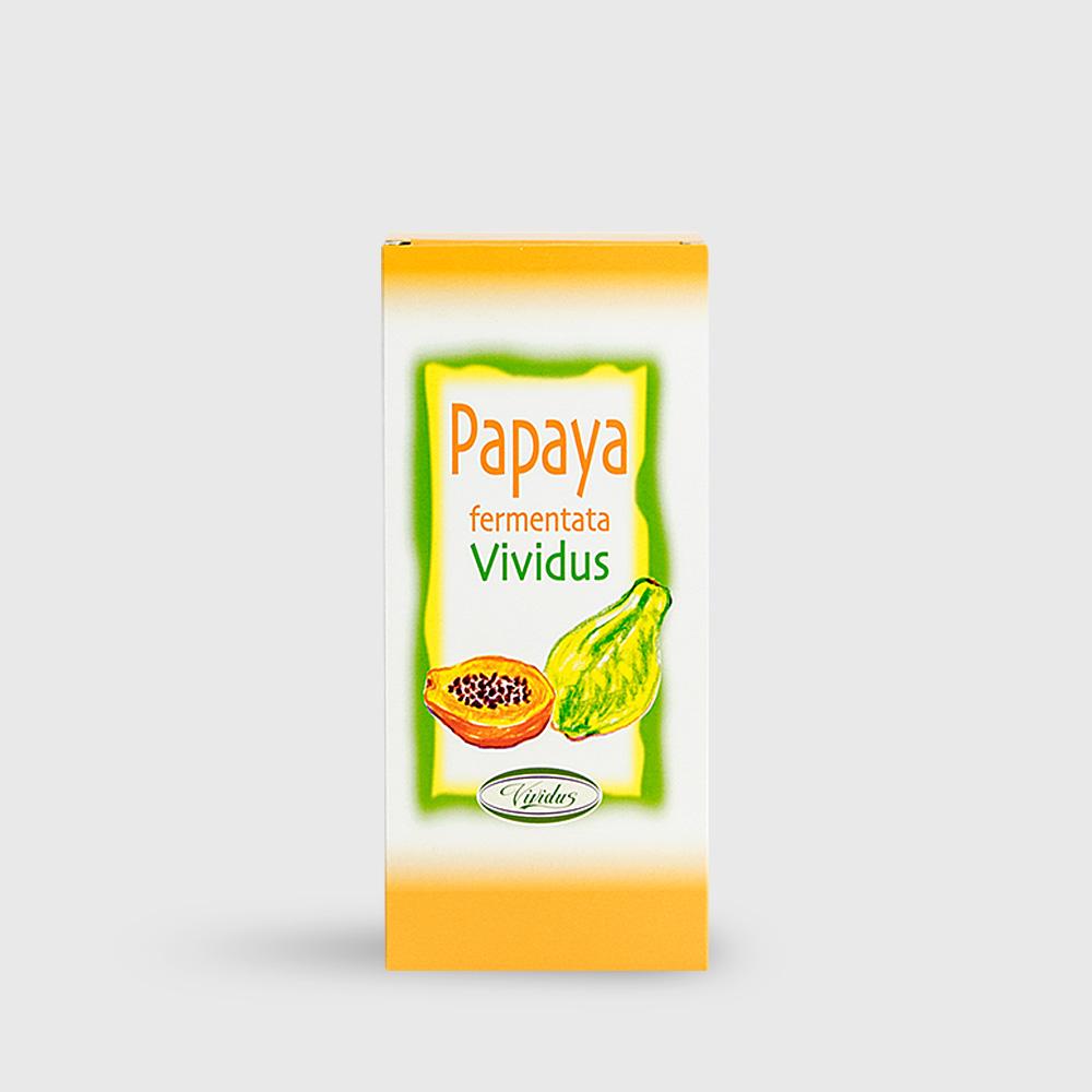 papaya fermentata vividus confezione